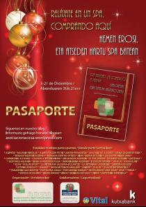 Cartel Pasaporte ACICSA