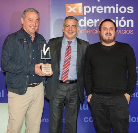 Cerveza Olbea Alaiza Brewing Premio Innovación y Emprendimiento Federación de Comercio y Servicios de Álava