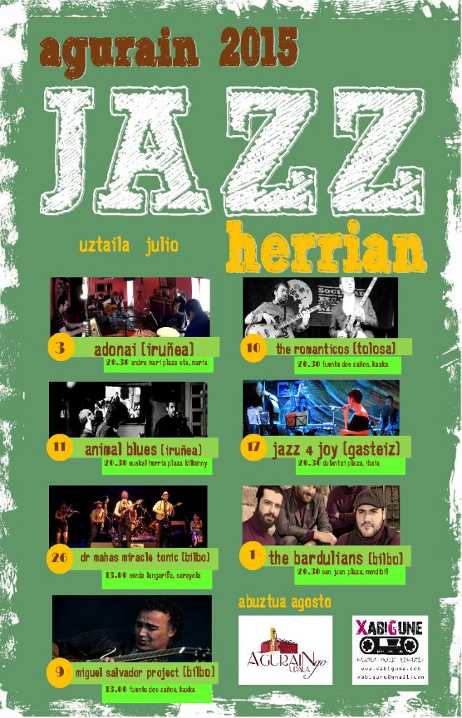 Cartel Jazz Herrian