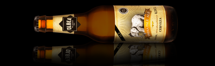Cerveza Olbea IPA