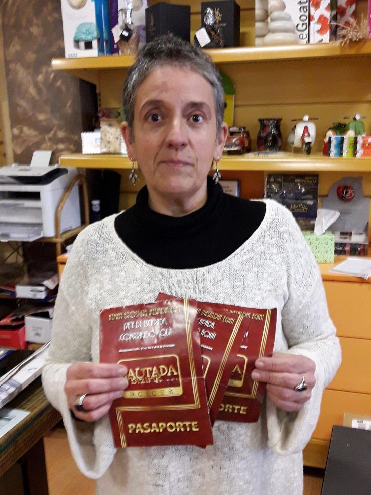 Librería Eguzki Pasaporte