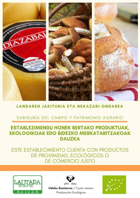 Consumo local Llanada Alavesa