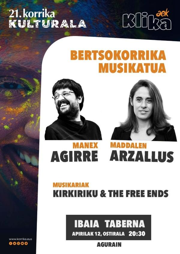 Bertso Korrika Ibaia
