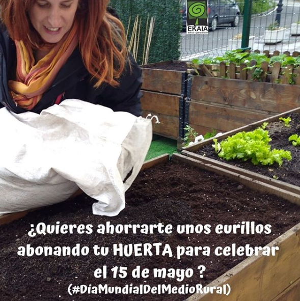 Ekaia Eko Gestión Huerta