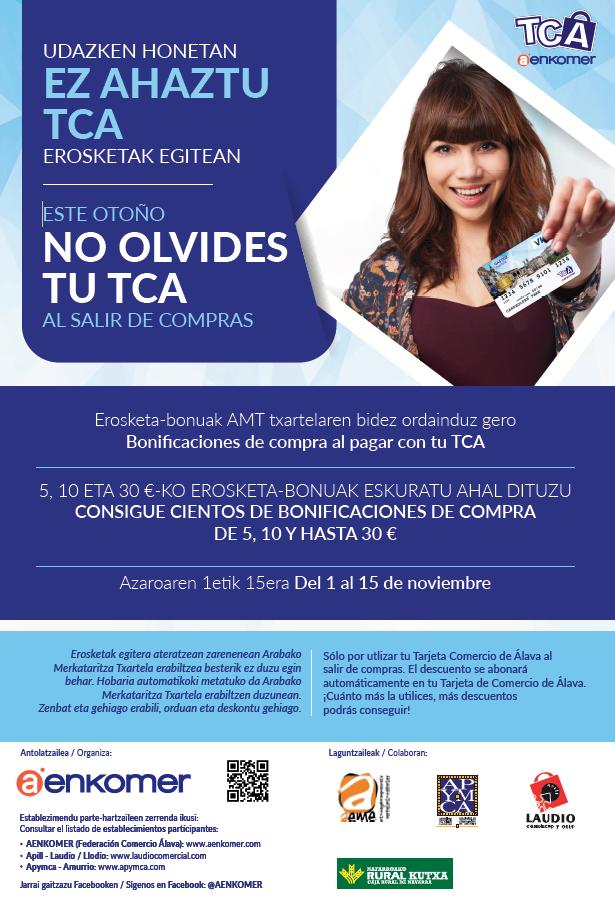 TCA Tarjeta Comercio Álava